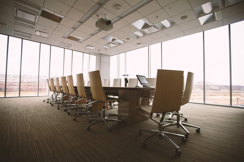 Decorer salle de reunion